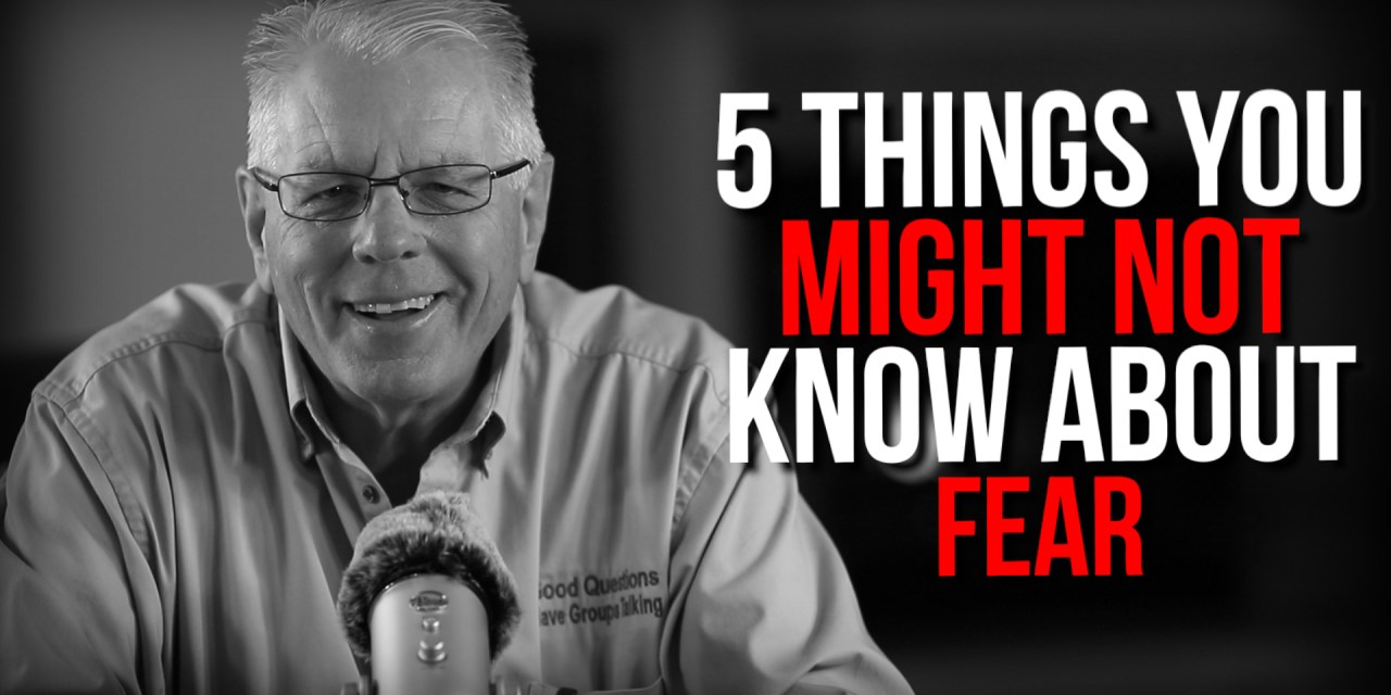 5 things you might not know about fear
