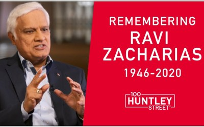 RAVI ZACHARIAS – In tribute, we relive his outstanding (FULL) interview
