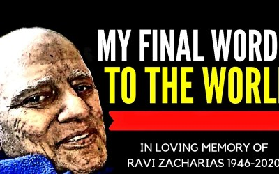 THE SPEECH THAT LEFT THE AUDIENCE IN TEARS | TRIBUTE TO RAVI ZACHARIAS (1946 – 2020)