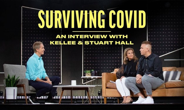 SURVIVING COVID: An interview with Kellee & Stuart Hall