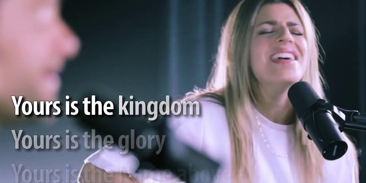Calvary. What a Beautiful Name. I Sing of My Redeemer. w/ lyrics