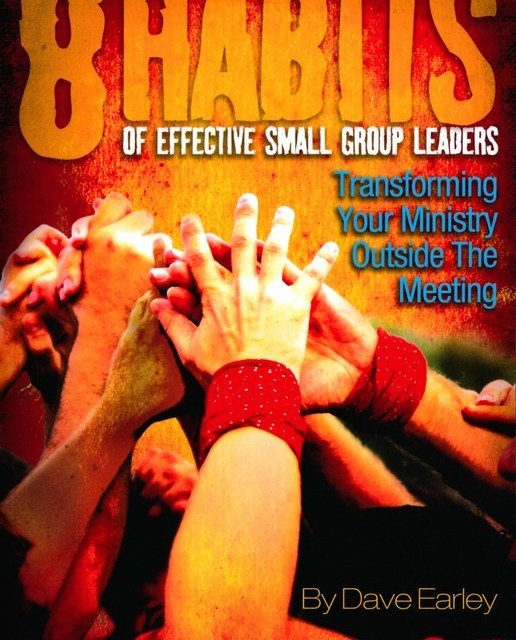 The fifth habit of the highly effective small group leader: Prepare for the group meeting.