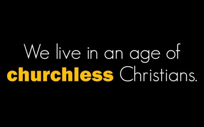 Churchless Christians
