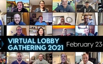 Virtual Lobby 2021
