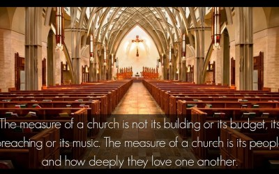 How does God evaluate a church?