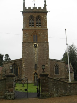 Church of St. Mary the Virgin at Gayton