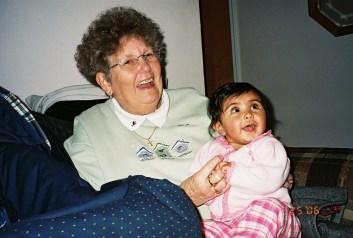 Nan and Jadzia