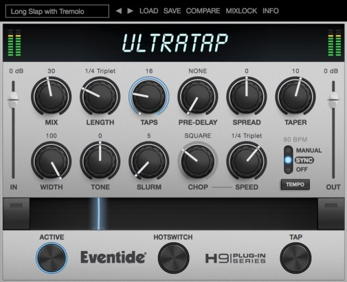 UltraTap by Eventide - Tutorial