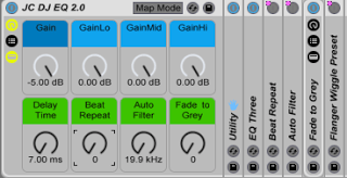 Free Ableton Audio Effects Rack Download