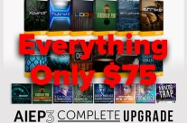 AIR Music Complete Upgrade – ALL INSTRUMENTS & FX for $75