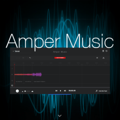 Tutorial: Composing with an AI Music Producer (Amper)