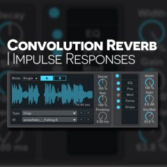 1,000+ Free Convolution Reverb Impulse Responses [IR]