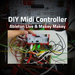 DIY Tutorial: Midi Controller via Makey Makey