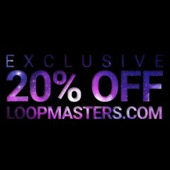 Exclusive: 20% Off Loopmasters & Ableton Live Packs!