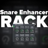 Ableton Tutorial: Snare Character Enhancer Rack [Make/Download]