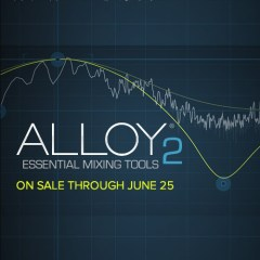 50% off Alloy 2 by Izotope!!!