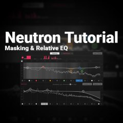 Neutron Tutorial: Masking, Relative EQ, & Learn Features
