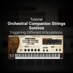 Tutorial: Triggering Different Articulations in OC Strings