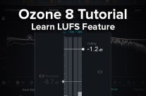 Ozone 8 Tutorial – Learn LUFS Target (Mastering for Spotify, Youtube, Tidal)