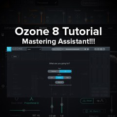 Ozone 8 Tutorial: Using the Master Assistant