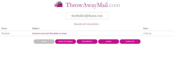 thow-away-mail-disposable-anonymous