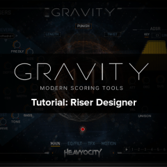 Gravity Tutorial: Designing Epic Risers / Suspense