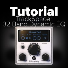 Tutorial: Instant 32 Band Dynamic EQ via TrackSpacer