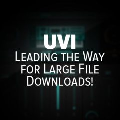 UVI Introduces .torrent Download Option – AWESOME!