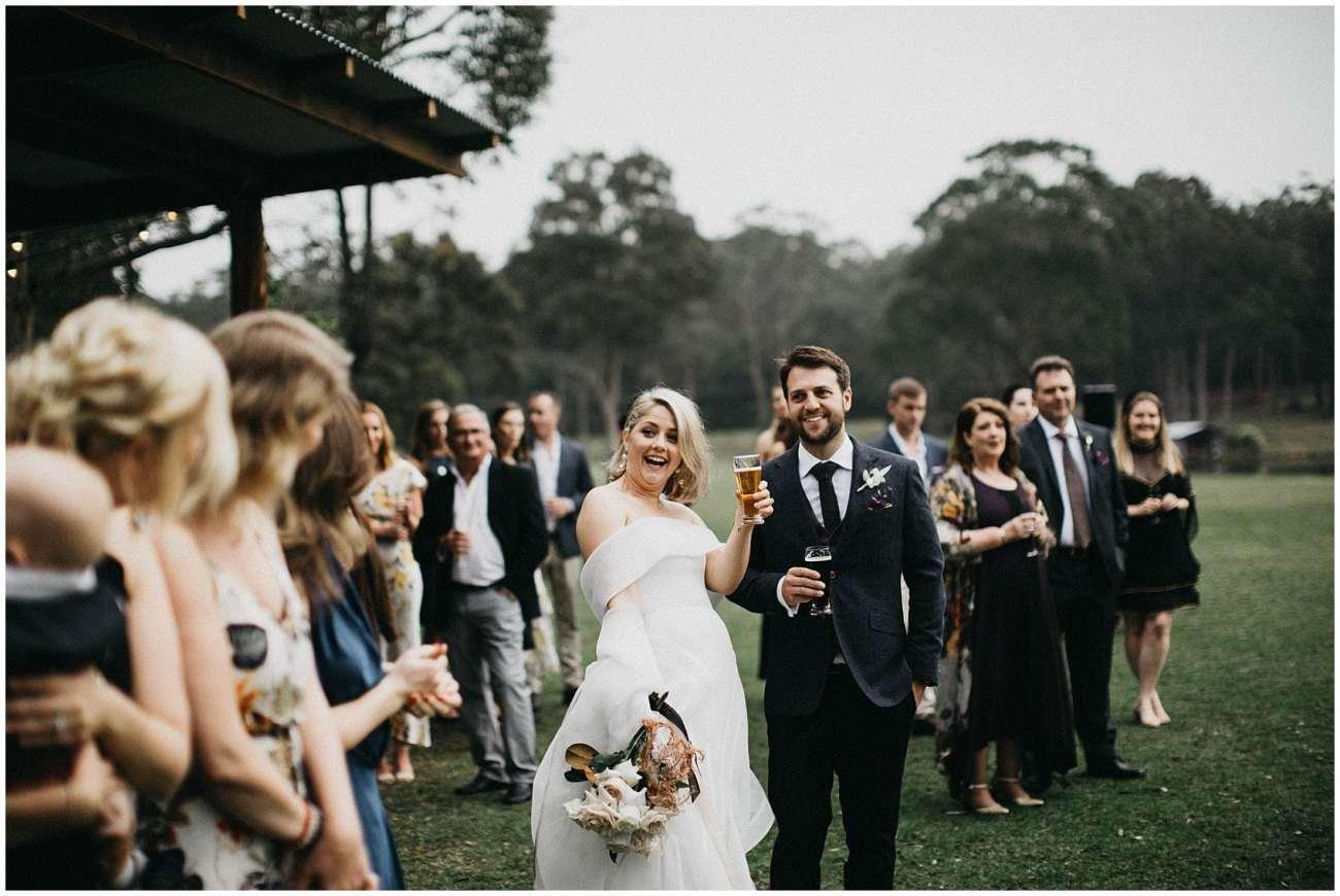 Jervis Bay Wedding