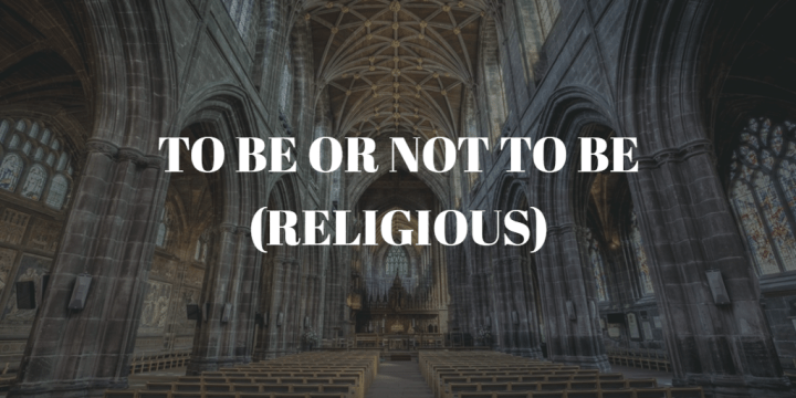 To Be or Not To Be Religious: A Clarification of Karl Barth's and Dietrich Bonhoeffer's Divergence and Convergence Regarding Religion