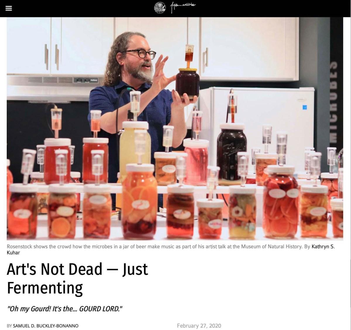 image of the Harvard Crimson article