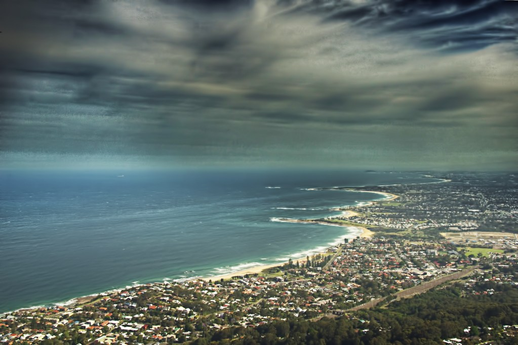 Above Wollongong