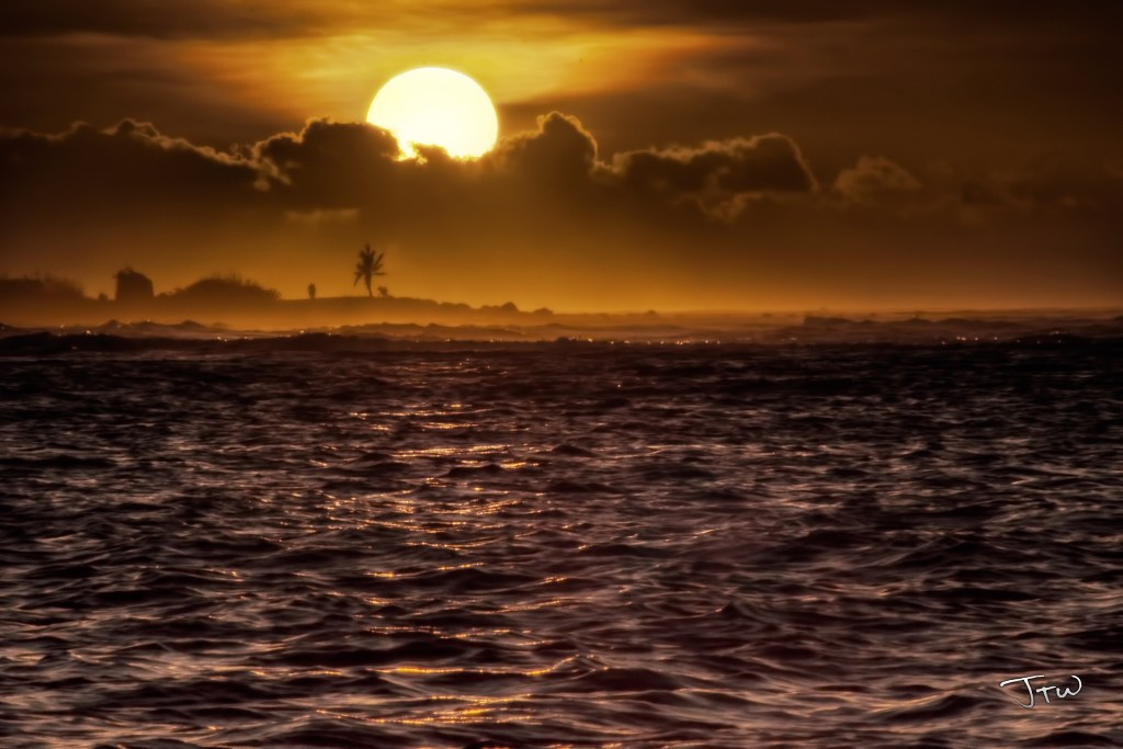 Asan Sunset