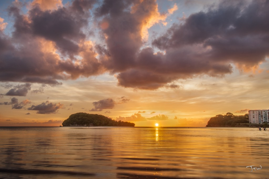Alupang Cove Sunset