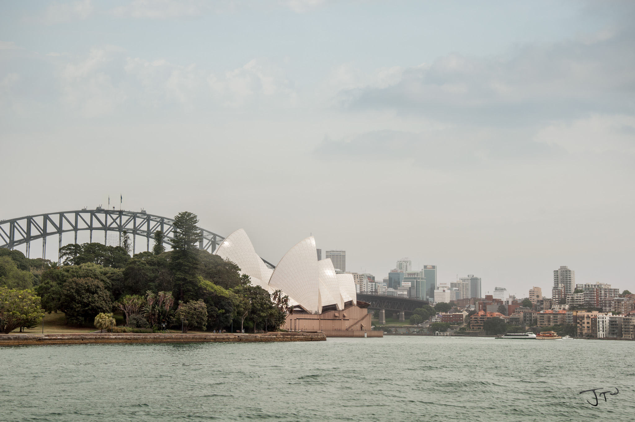 Sydney Harbor, Reprocessed