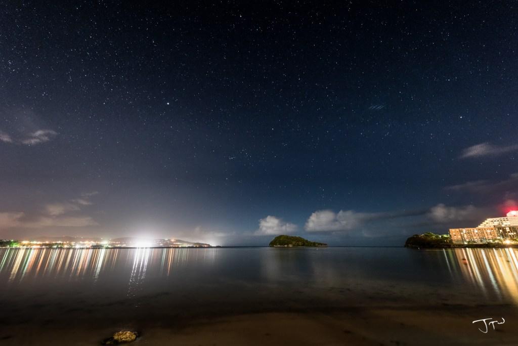 Alupang Cove Star Field