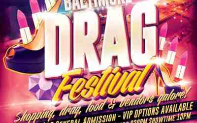 2019 Baltimore Drag Festival