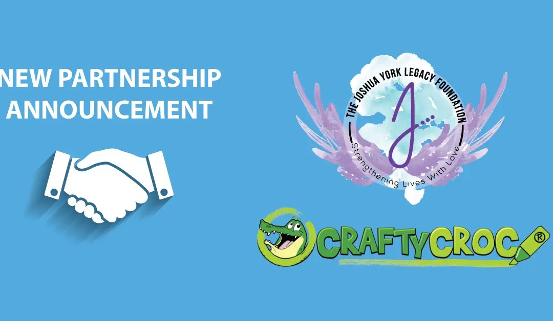 JYLF Partners with Crafty Croc