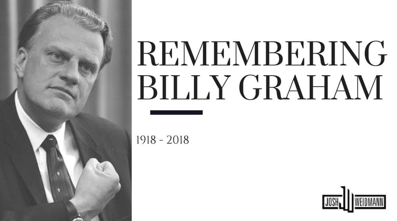 remembering reverend billy graham
