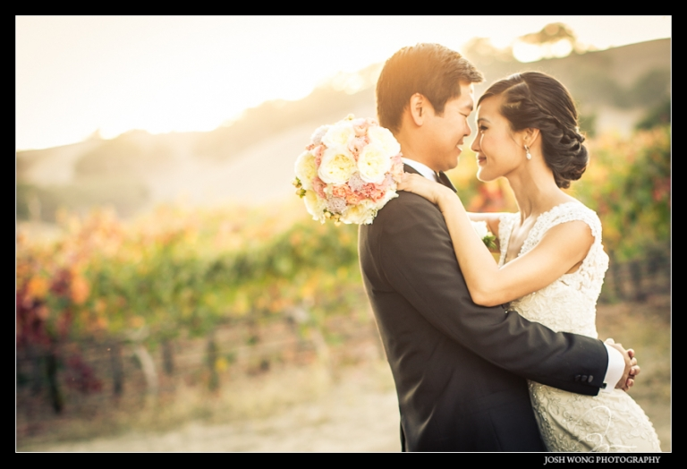 Palm Events Center Wedding in Pleasanton, CA - wedding pictures by Josh Wong Photography