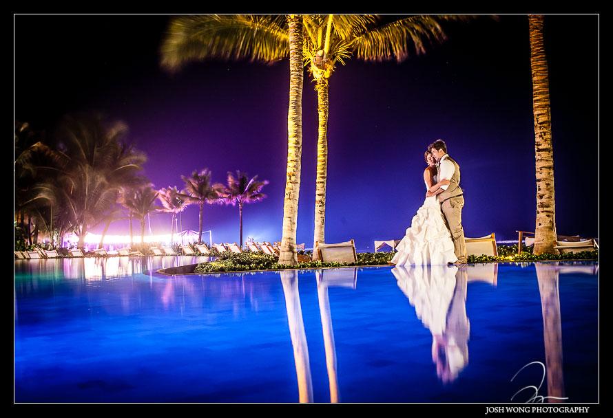 Grand Vela Riviera Maya Mexico Destination Wedding Photographer