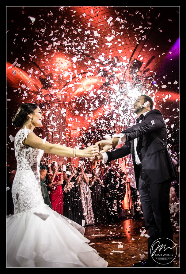 Guastavino NYC Wedding. New York Wedding pictures by Armenian wedding photographer Josh Wong Photography