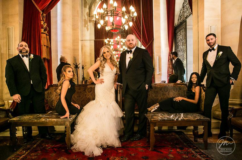 The Parker Hotel, New York City Wedding