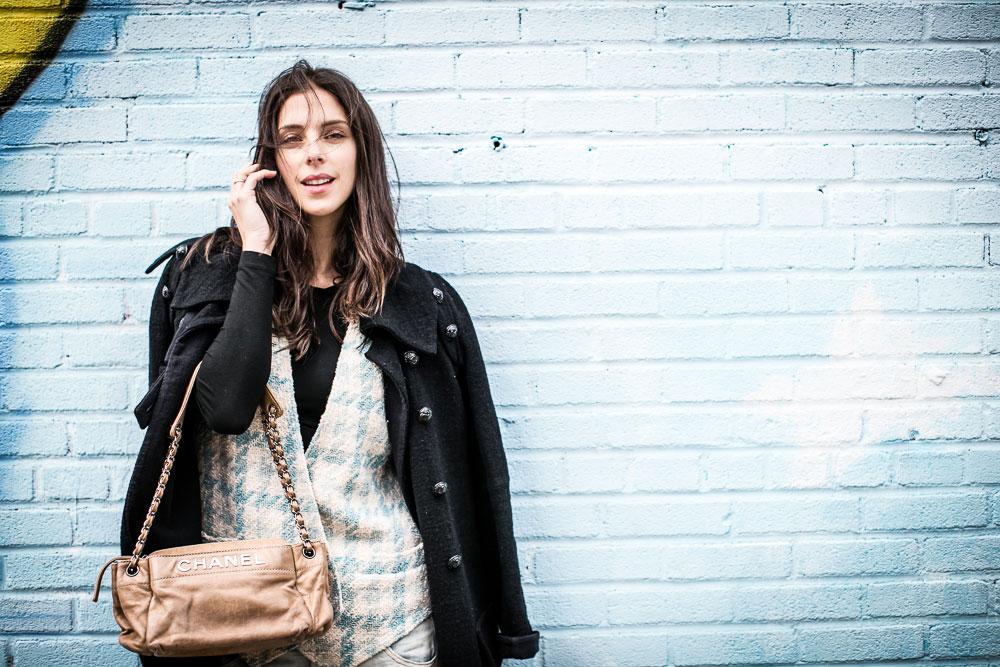Chanel Fashion Designer. photography by Josh Wong