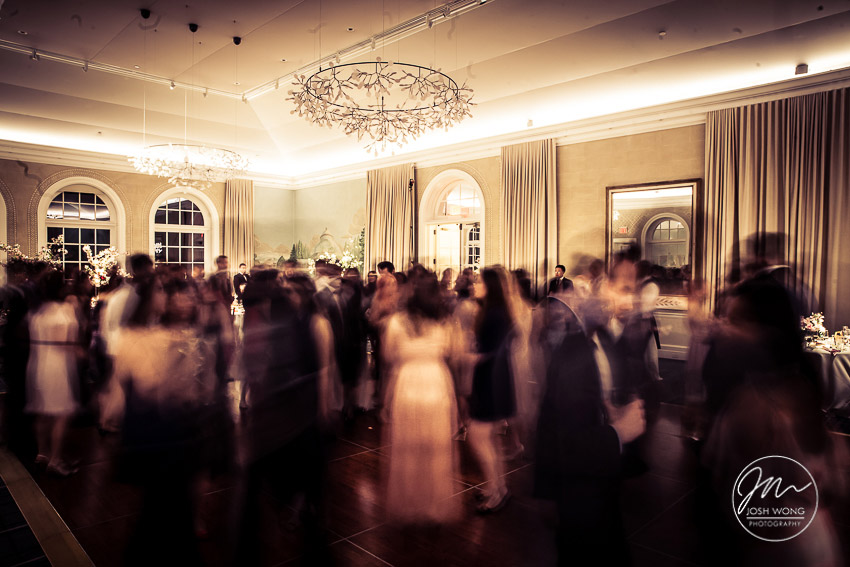 Dancing the night away. New York Botanical Garden Wedding Pictures by NYC Wedding Photographer Josh Wong Photography