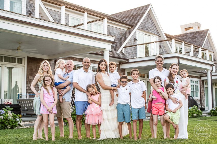 Hamptons Family Portrait Photoshoot by Hamptons Family Photographer Josh Wong Photography, New York