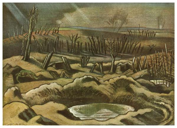 Paul Nash Passchendaele1917