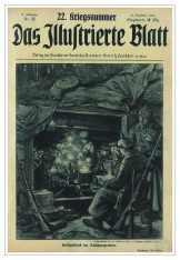 Xmas 1915 Das illustrierte Blatt - Christmas 001