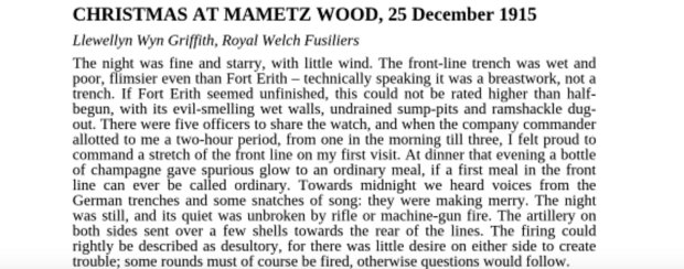 Xmas Mametz wood