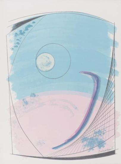 Winter Solstice 1970 Dame Barbara Hepworth 1903-1975 Presented by Rose and Chris Prater through the Institute of Contemporary Prints 1975 http://www.tate.org.uk/art/work/P04268